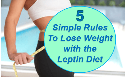leptin diet rules